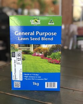 General Purpose Lawn Seed Blend
