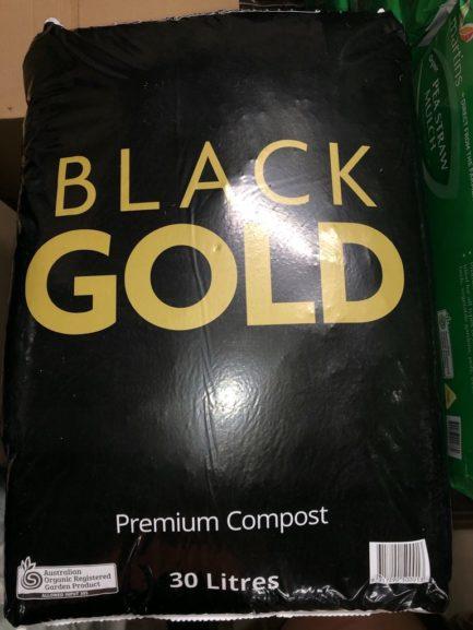 Black Gold compost