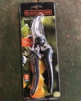 Black & Decker Bypass Pruner