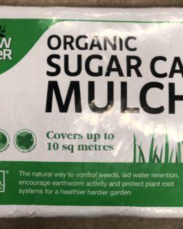 Organic Sugar Cane Mulch
