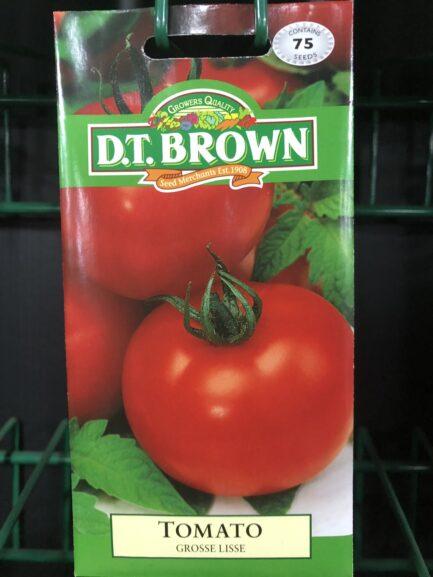 tomato grosse lisse