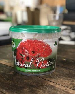 Natural Natives Fertiliser